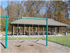 Swings and Picnic Shelter